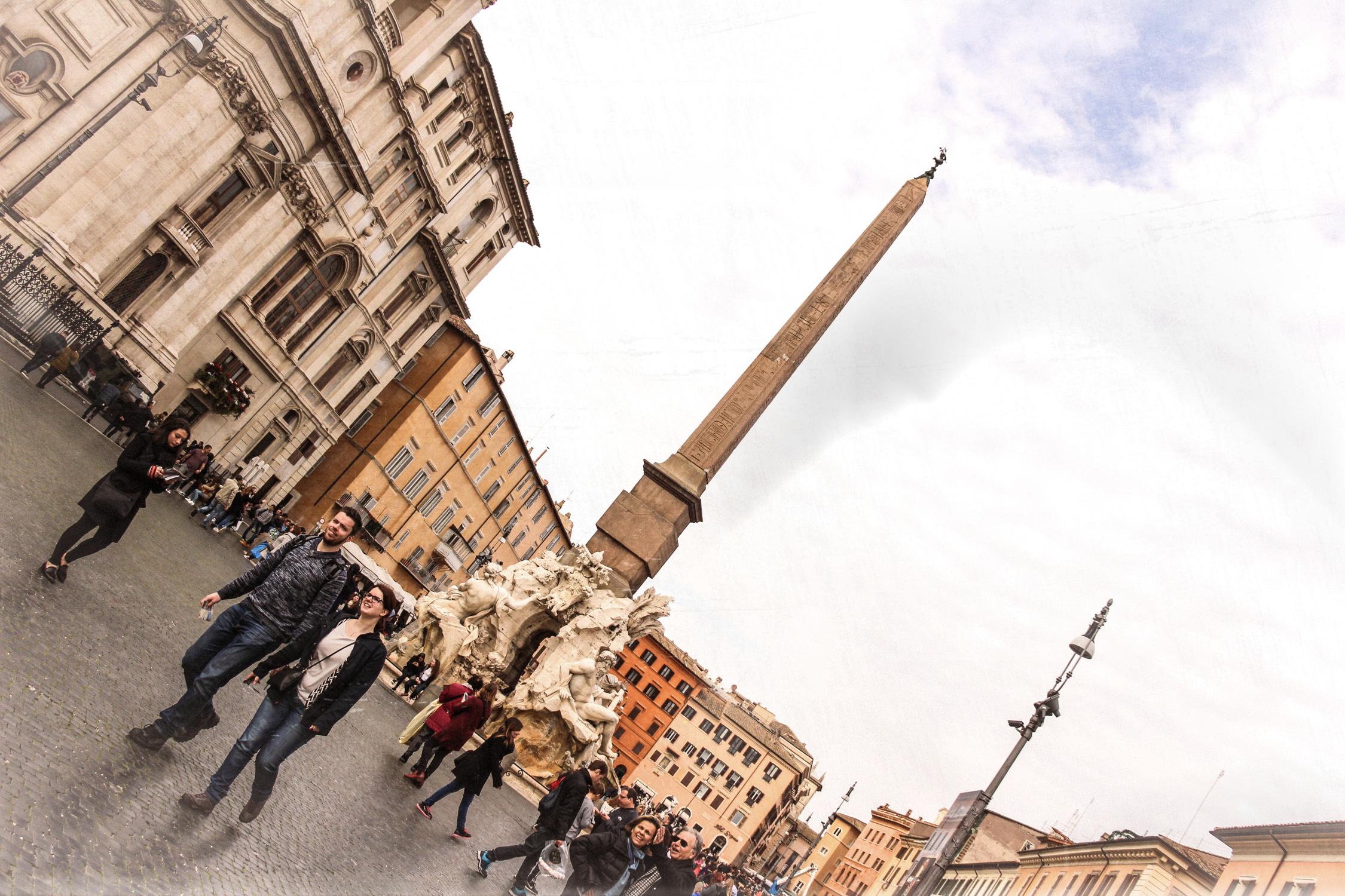 rome piazza navona