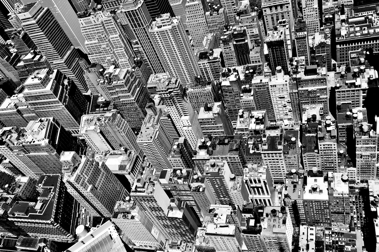 new york manhattan empire state building