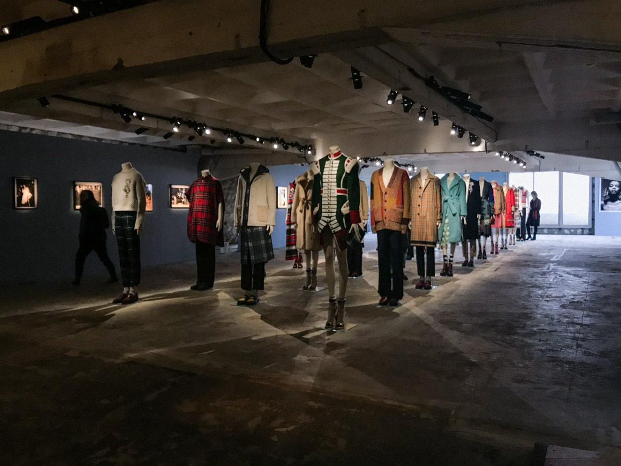exposition burberry paris