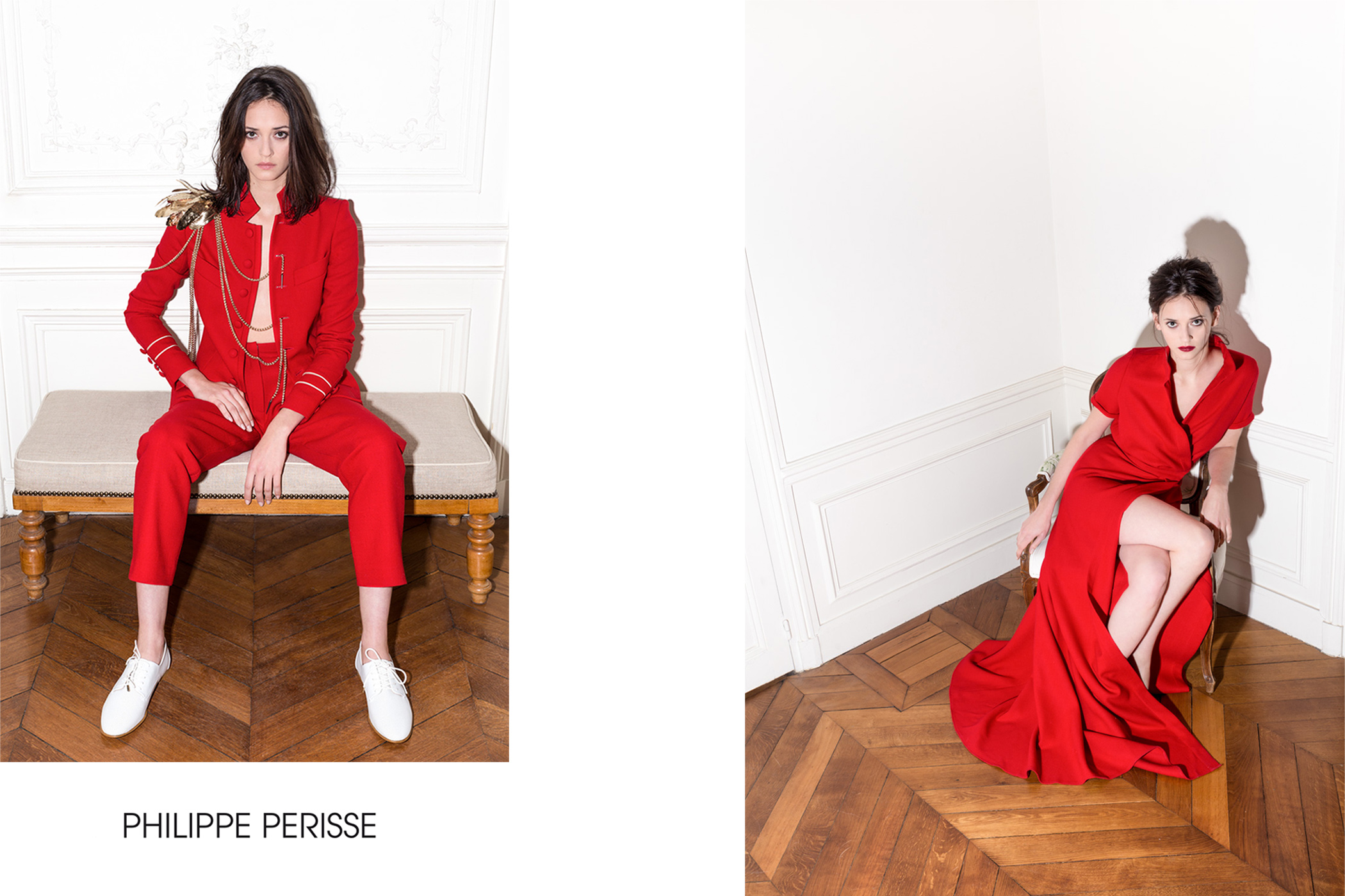 pperisse test double rouge