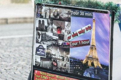 Appâtez le Chaland à Paris