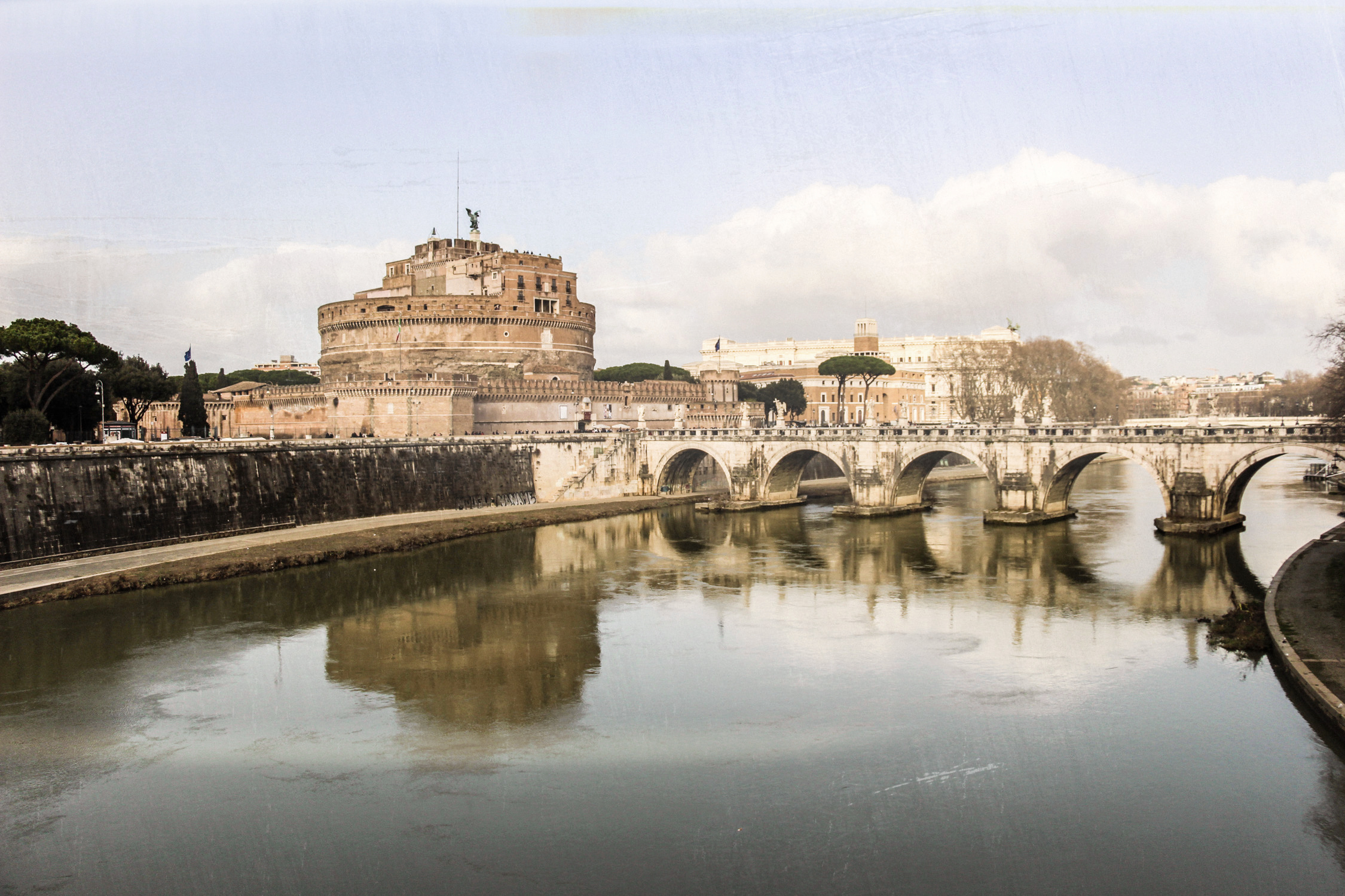 rome castel angelo