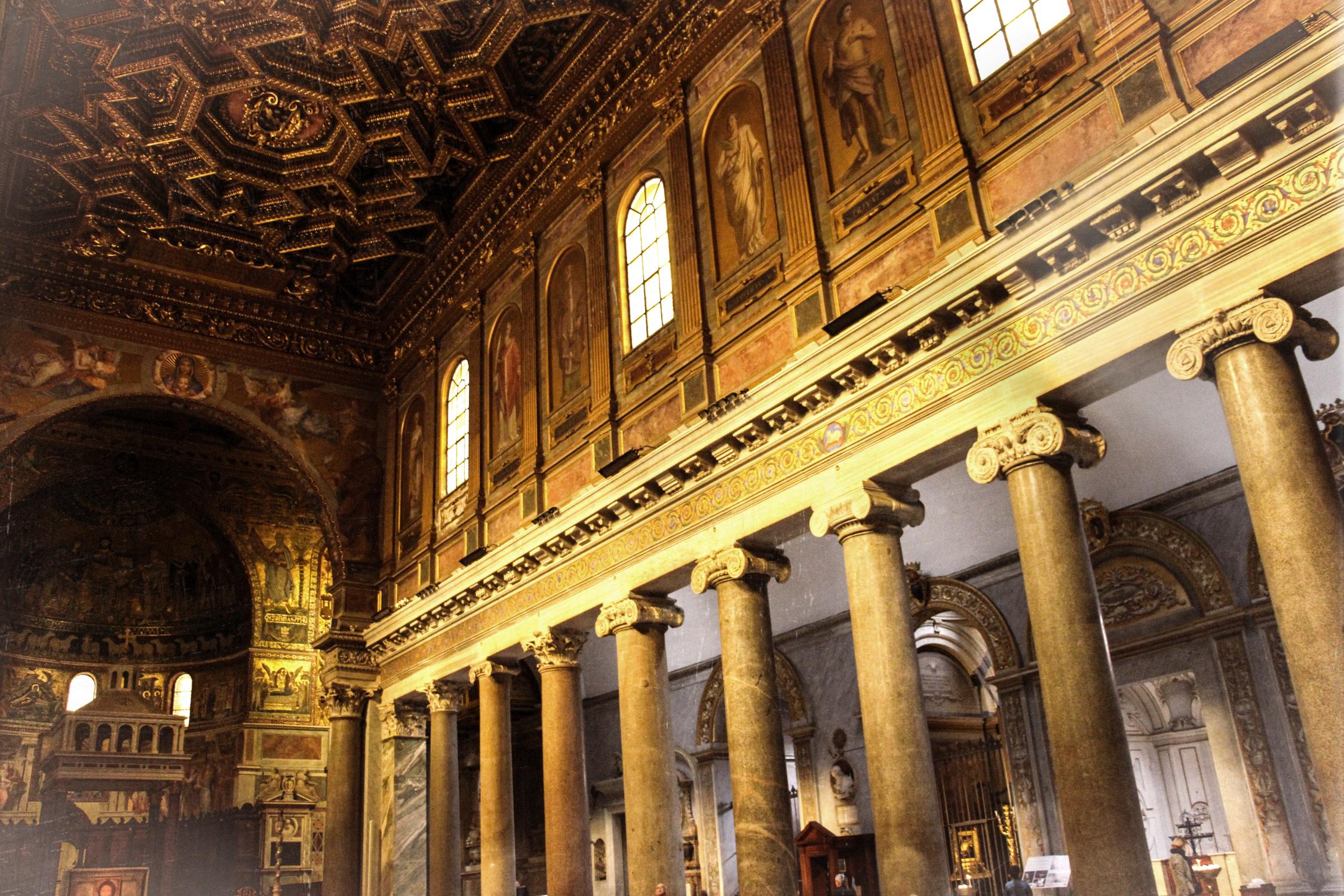 rome santa maria de trastevere