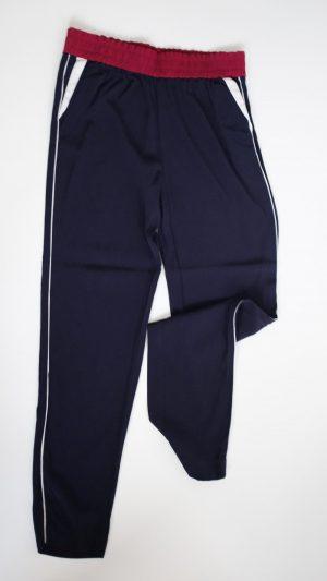 SANDRO Pantalon en crepe viscose T40 / 20€