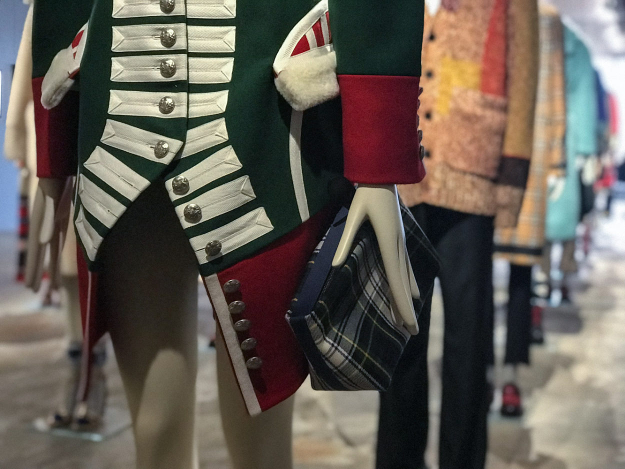 exposition burberry paris