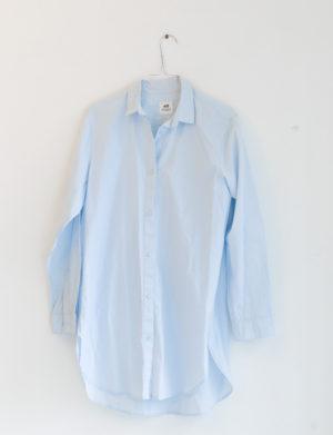 H&M chelmsie bleu pale T38 - 10€