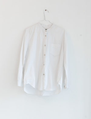 ISABEL MARANT chemsie blanche ss col T38 - 30€