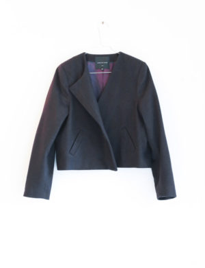 CHRISTINE PHUNG veste lainage T40 - 50€